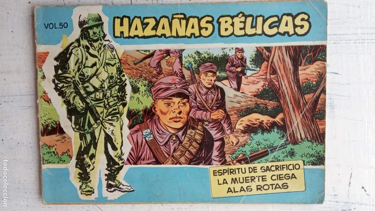 Tebeos: HAZAÑAS BÉLICAS AZUL - 135 TEBEOS EN BUEN-MUY BUEN ESTADO, VER TODAS LAS PORTADAS - Foto 44 - 198812892