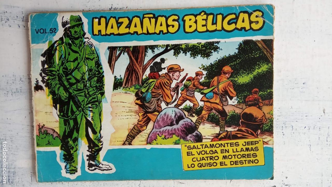 Tebeos: HAZAÑAS BÉLICAS AZUL - 135 TEBEOS EN BUEN-MUY BUEN ESTADO, VER TODAS LAS PORTADAS - Foto 45 - 198812892