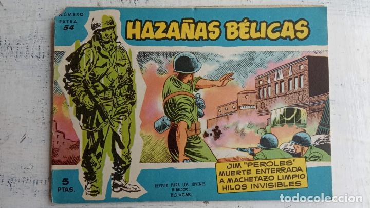 Tebeos: HAZAÑAS BÉLICAS AZUL - 135 TEBEOS EN BUEN-MUY BUEN ESTADO, VER TODAS LAS PORTADAS - Foto 46 - 198812892