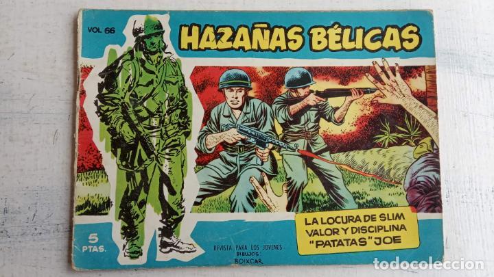 Tebeos: HAZAÑAS BÉLICAS AZUL - 135 TEBEOS EN BUEN-MUY BUEN ESTADO, VER TODAS LAS PORTADAS - Foto 48 - 198812892
