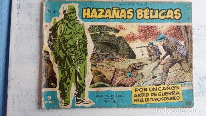 Tebeos: HAZAÑAS BÉLICAS AZUL - 135 TEBEOS EN BUEN-MUY BUEN ESTADO, VER TODAS LAS PORTADAS - Foto 49 - 198812892