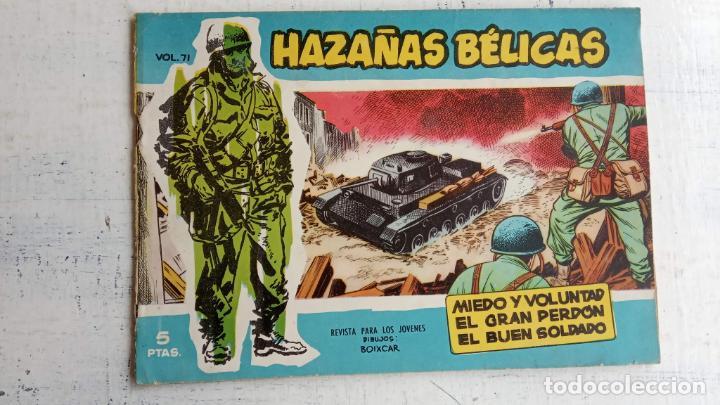Tebeos: HAZAÑAS BÉLICAS AZUL - 135 TEBEOS EN BUEN-MUY BUEN ESTADO, VER TODAS LAS PORTADAS - Foto 53 - 198812892