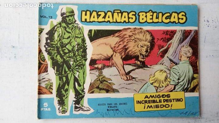 Tebeos: HAZAÑAS BÉLICAS AZUL - 135 TEBEOS EN BUEN-MUY BUEN ESTADO, VER TODAS LAS PORTADAS - Foto 55 - 198812892