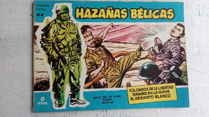Tebeos: HAZAÑAS BÉLICAS AZUL - 135 TEBEOS EN BUEN-MUY BUEN ESTADO, VER TODAS LAS PORTADAS - Foto 58 - 198812892