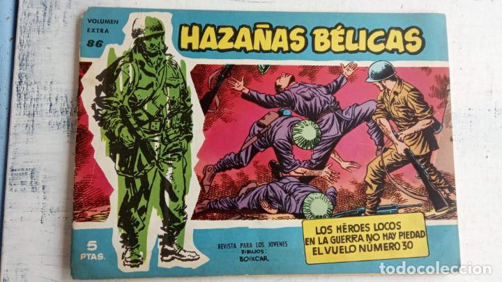 Tebeos: HAZAÑAS BÉLICAS AZUL - 135 TEBEOS EN BUEN-MUY BUEN ESTADO, VER TODAS LAS PORTADAS - Foto 59 - 198812892