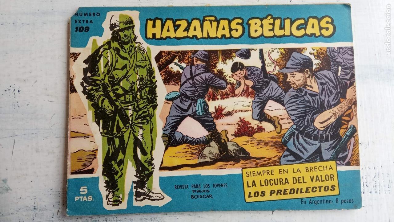Tebeos: HAZAÑAS BÉLICAS AZUL - 135 TEBEOS EN BUEN-MUY BUEN ESTADO, VER TODAS LAS PORTADAS - Foto 69 - 198812892