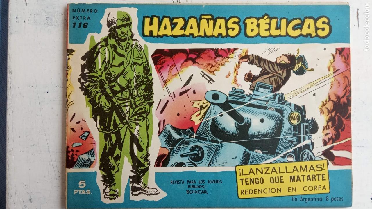 Tebeos: HAZAÑAS BÉLICAS AZUL - 135 TEBEOS EN BUEN-MUY BUEN ESTADO, VER TODAS LAS PORTADAS - Foto 71 - 198812892