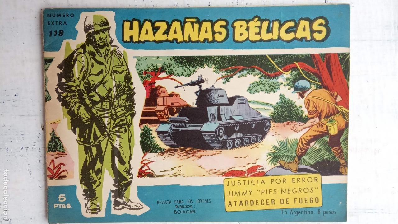 Tebeos: HAZAÑAS BÉLICAS AZUL - 135 TEBEOS EN BUEN-MUY BUEN ESTADO, VER TODAS LAS PORTADAS - Foto 74 - 198812892