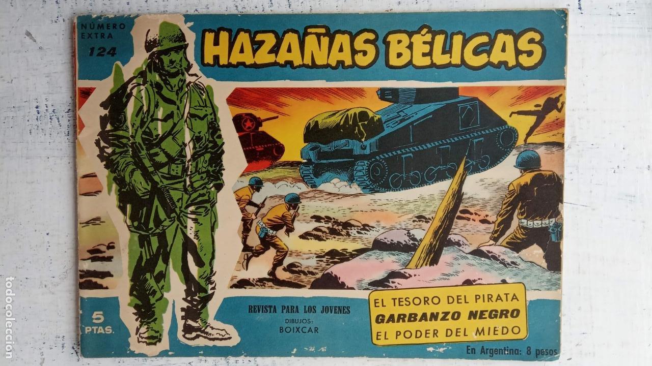 Tebeos: HAZAÑAS BÉLICAS AZUL - 135 TEBEOS EN BUEN-MUY BUEN ESTADO, VER TODAS LAS PORTADAS - Foto 76 - 198812892