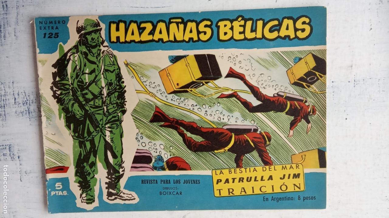 Tebeos: HAZAÑAS BÉLICAS AZUL - 135 TEBEOS EN BUEN-MUY BUEN ESTADO, VER TODAS LAS PORTADAS - Foto 77 - 198812892