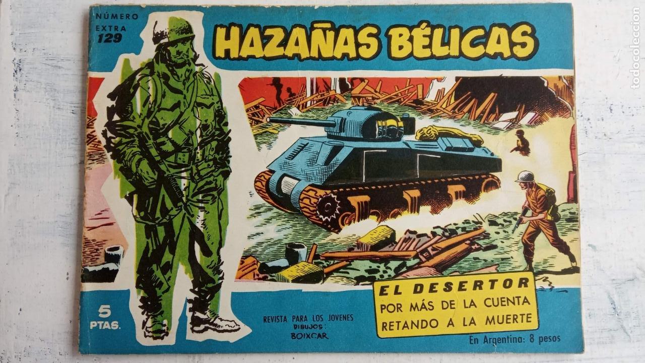 Tebeos: HAZAÑAS BÉLICAS AZUL - 135 TEBEOS EN BUEN-MUY BUEN ESTADO, VER TODAS LAS PORTADAS - Foto 79 - 198812892