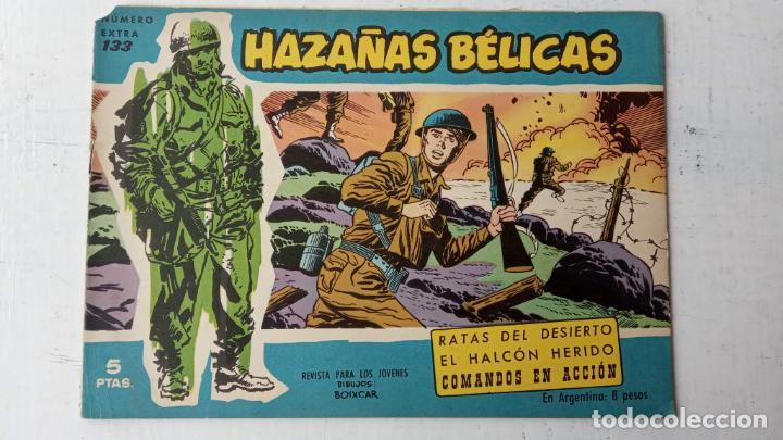 Tebeos: HAZAÑAS BÉLICAS AZUL - 135 TEBEOS EN BUEN-MUY BUEN ESTADO, VER TODAS LAS PORTADAS - Foto 83 - 198812892