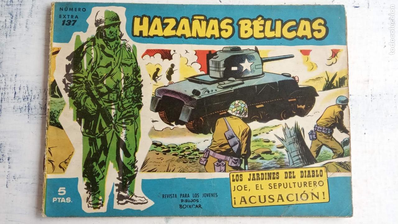 Tebeos: HAZAÑAS BÉLICAS AZUL - 135 TEBEOS EN BUEN-MUY BUEN ESTADO, VER TODAS LAS PORTADAS - Foto 86 - 198812892
