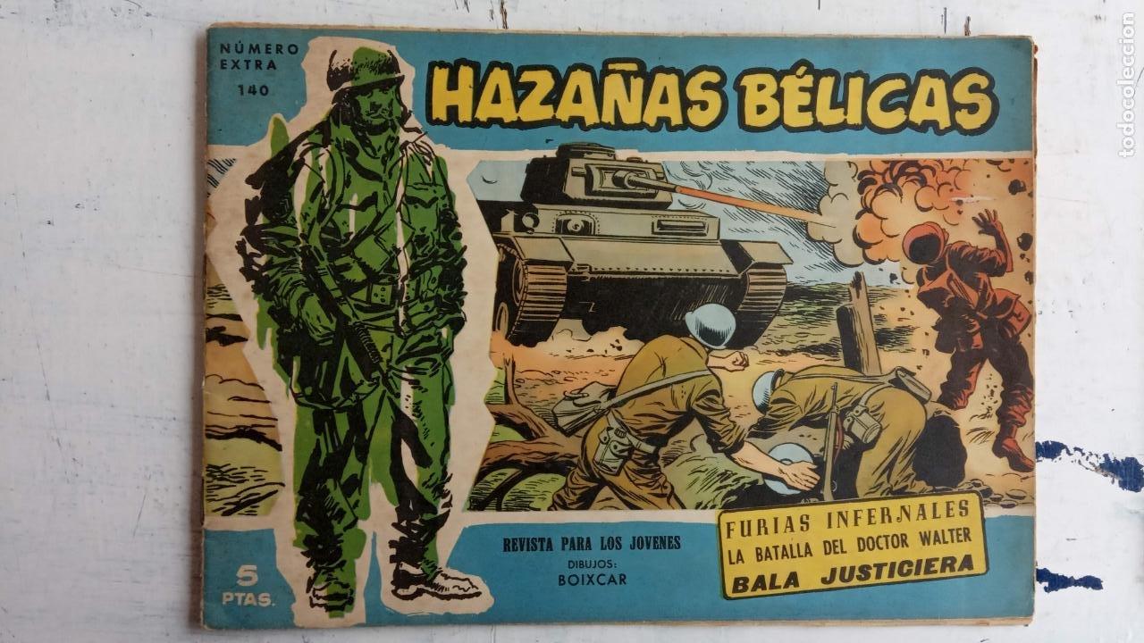 Tebeos: HAZAÑAS BÉLICAS AZUL - 135 TEBEOS EN BUEN-MUY BUEN ESTADO, VER TODAS LAS PORTADAS - Foto 89 - 198812892