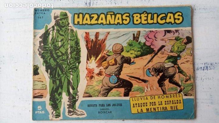 Tebeos: HAZAÑAS BÉLICAS AZUL - 135 TEBEOS EN BUEN-MUY BUEN ESTADO, VER TODAS LAS PORTADAS - Foto 90 - 198812892