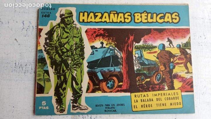 Tebeos: HAZAÑAS BÉLICAS AZUL - 135 TEBEOS EN BUEN-MUY BUEN ESTADO, VER TODAS LAS PORTADAS - Foto 91 - 198812892