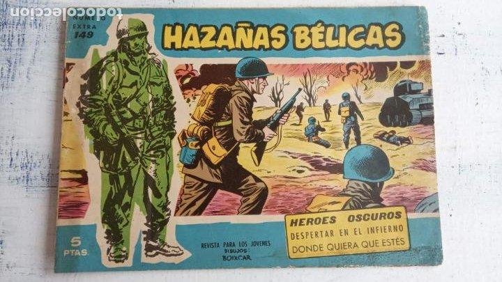 Tebeos: HAZAÑAS BÉLICAS AZUL - 135 TEBEOS EN BUEN-MUY BUEN ESTADO, VER TODAS LAS PORTADAS - Foto 92 - 198812892