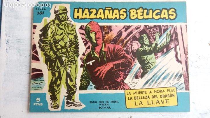 Tebeos: HAZAÑAS BÉLICAS AZUL - 135 TEBEOS EN BUEN-MUY BUEN ESTADO, VER TODAS LAS PORTADAS - Foto 93 - 198812892