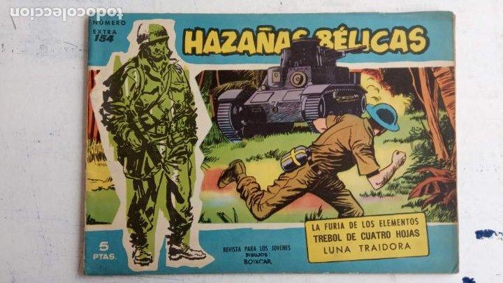 Tebeos: HAZAÑAS BÉLICAS AZUL - 135 TEBEOS EN BUEN-MUY BUEN ESTADO, VER TODAS LAS PORTADAS - Foto 94 - 198812892