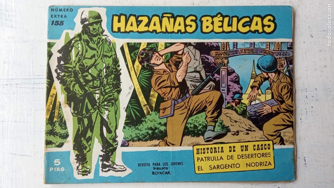 Tebeos: HAZAÑAS BÉLICAS AZUL - 135 TEBEOS EN BUEN-MUY BUEN ESTADO, VER TODAS LAS PORTADAS - Foto 95 - 198812892