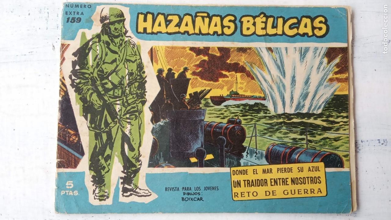 Tebeos: HAZAÑAS BÉLICAS AZUL - 135 TEBEOS EN BUEN-MUY BUEN ESTADO, VER TODAS LAS PORTADAS - Foto 96 - 198812892