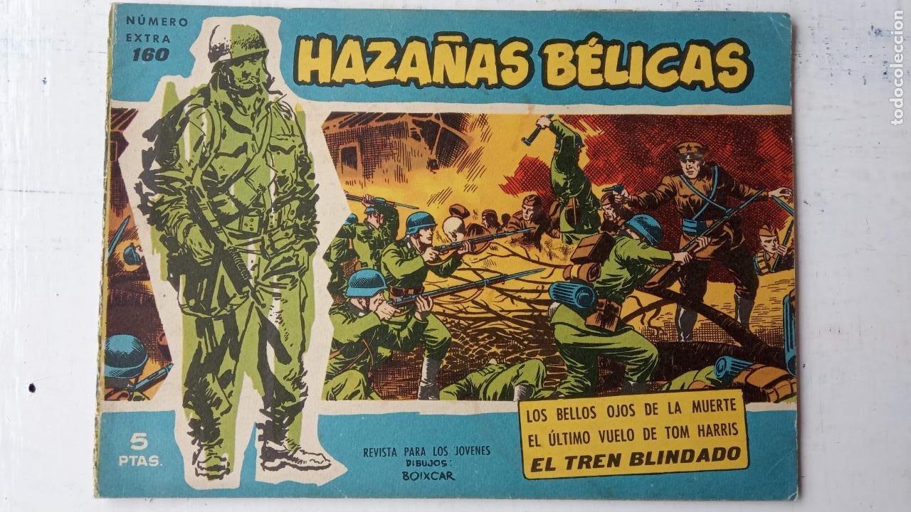 Tebeos: HAZAÑAS BÉLICAS AZUL - 135 TEBEOS EN BUEN-MUY BUEN ESTADO, VER TODAS LAS PORTADAS - Foto 97 - 198812892