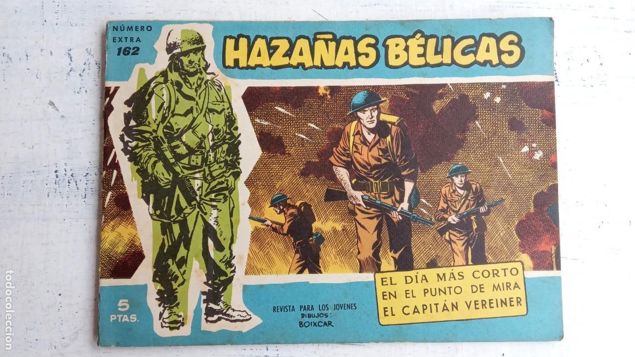 Tebeos: HAZAÑAS BÉLICAS AZUL - 135 TEBEOS EN BUEN-MUY BUEN ESTADO, VER TODAS LAS PORTADAS - Foto 98 - 198812892