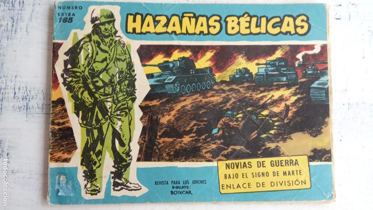 Tebeos: HAZAÑAS BÉLICAS AZUL - 135 TEBEOS EN BUEN-MUY BUEN ESTADO, VER TODAS LAS PORTADAS - Foto 99 - 198812892