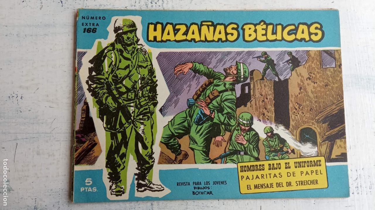 Tebeos: HAZAÑAS BÉLICAS AZUL - 135 TEBEOS EN BUEN-MUY BUEN ESTADO, VER TODAS LAS PORTADAS - Foto 100 - 198812892
