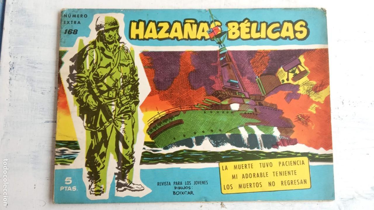 Tebeos: HAZAÑAS BÉLICAS AZUL - 135 TEBEOS EN BUEN-MUY BUEN ESTADO, VER TODAS LAS PORTADAS - Foto 101 - 198812892