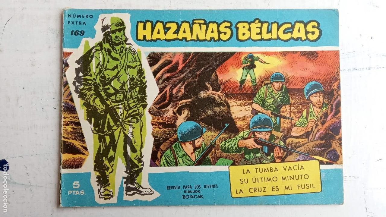 Tebeos: HAZAÑAS BÉLICAS AZUL - 135 TEBEOS EN BUEN-MUY BUEN ESTADO, VER TODAS LAS PORTADAS - Foto 102 - 198812892