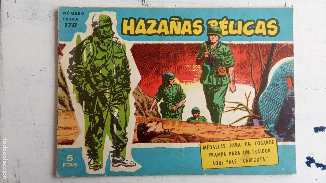 Tebeos: HAZAÑAS BÉLICAS AZUL - 135 TEBEOS EN BUEN-MUY BUEN ESTADO, VER TODAS LAS PORTADAS - Foto 103 - 198812892