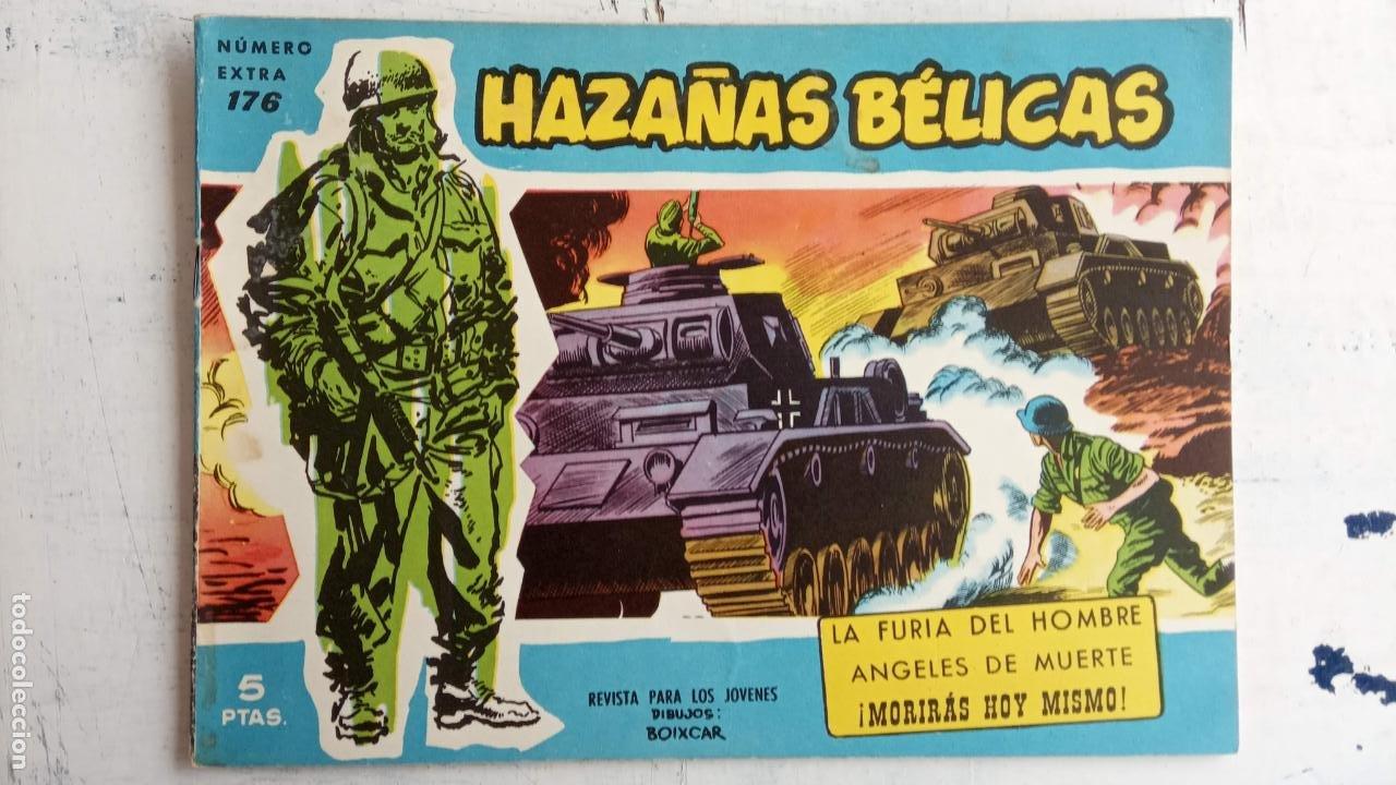 Tebeos: HAZAÑAS BÉLICAS AZUL - 135 TEBEOS EN BUEN-MUY BUEN ESTADO, VER TODAS LAS PORTADAS - Foto 104 - 198812892