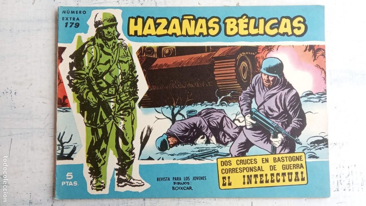 Tebeos: HAZAÑAS BÉLICAS AZUL - 135 TEBEOS EN BUEN-MUY BUEN ESTADO, VER TODAS LAS PORTADAS - Foto 106 - 198812892