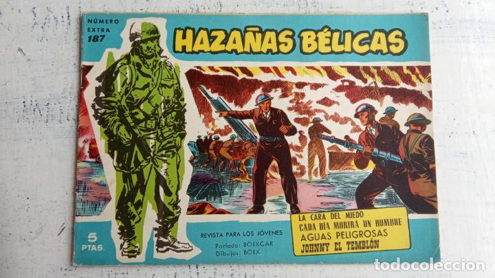 Tebeos: HAZAÑAS BÉLICAS AZUL - 135 TEBEOS EN BUEN-MUY BUEN ESTADO, VER TODAS LAS PORTADAS - Foto 110 - 198812892