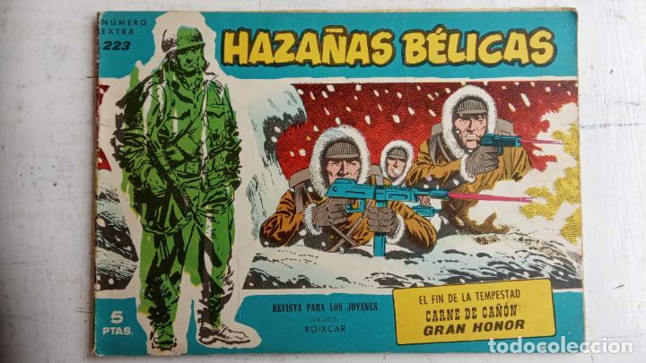 Tebeos: HAZAÑAS BÉLICAS AZUL - 135 TEBEOS EN BUEN-MUY BUEN ESTADO, VER TODAS LAS PORTADAS - Foto 111 - 198812892