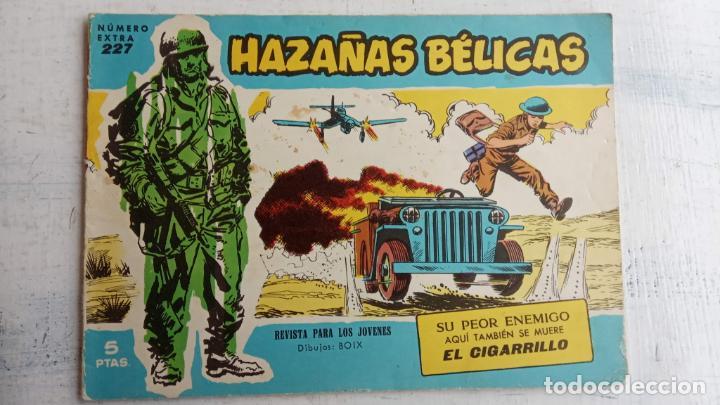 Tebeos: HAZAÑAS BÉLICAS AZUL - 135 TEBEOS EN BUEN-MUY BUEN ESTADO, VER TODAS LAS PORTADAS - Foto 113 - 198812892