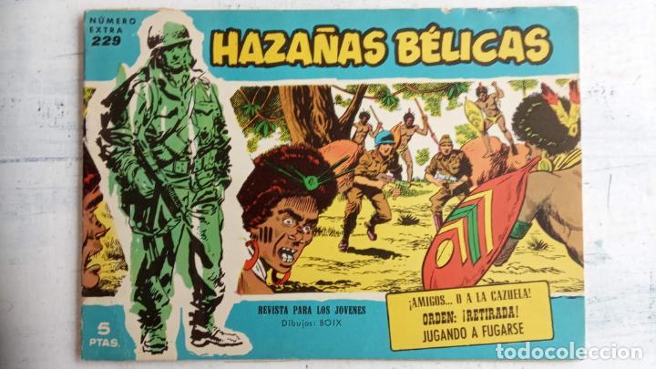 Tebeos: HAZAÑAS BÉLICAS AZUL - 135 TEBEOS EN BUEN-MUY BUEN ESTADO, VER TODAS LAS PORTADAS - Foto 114 - 198812892