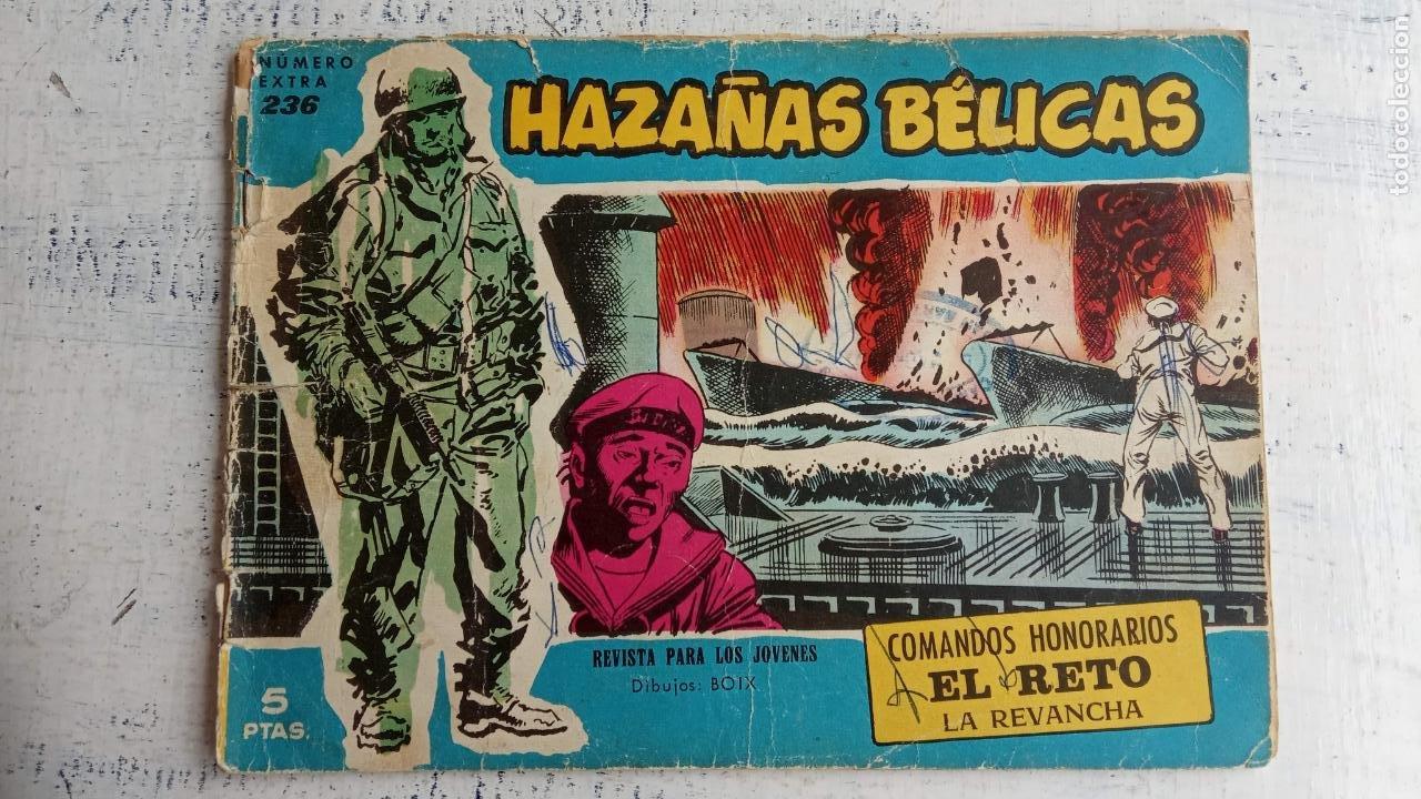 Tebeos: HAZAÑAS BÉLICAS AZUL - 135 TEBEOS EN BUEN-MUY BUEN ESTADO, VER TODAS LAS PORTADAS - Foto 115 - 198812892