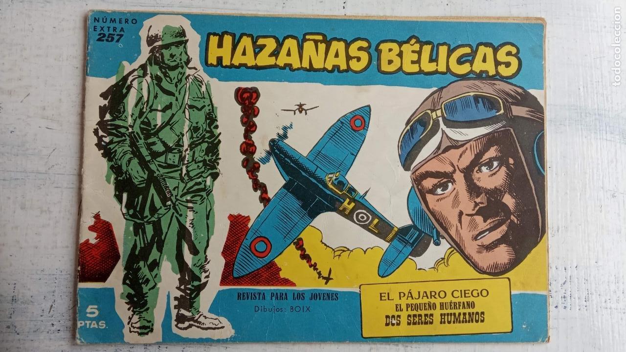 Tebeos: HAZAÑAS BÉLICAS AZUL - 135 TEBEOS EN BUEN-MUY BUEN ESTADO, VER TODAS LAS PORTADAS - Foto 117 - 198812892
