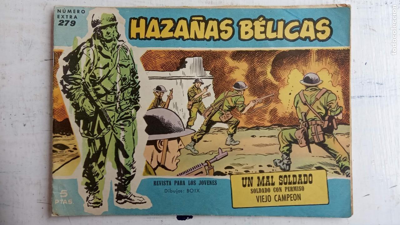 Tebeos: HAZAÑAS BÉLICAS AZUL - 135 TEBEOS EN BUEN-MUY BUEN ESTADO, VER TODAS LAS PORTADAS - Foto 118 - 198812892