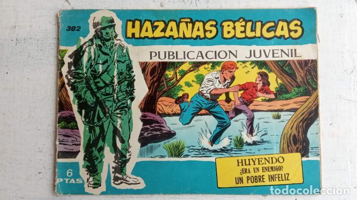 Tebeos: HAZAÑAS BÉLICAS AZUL - 135 TEBEOS EN BUEN-MUY BUEN ESTADO, VER TODAS LAS PORTADAS - Foto 119 - 198812892