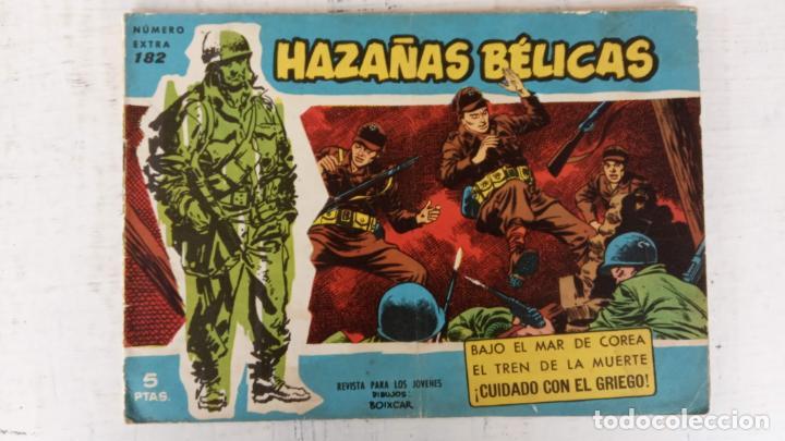 Tebeos: HAZAÑAS BÉLICAS AZUL - 135 TEBEOS EN BUEN-MUY BUEN ESTADO, VER TODAS LAS PORTADAS - Foto 121 - 198812892