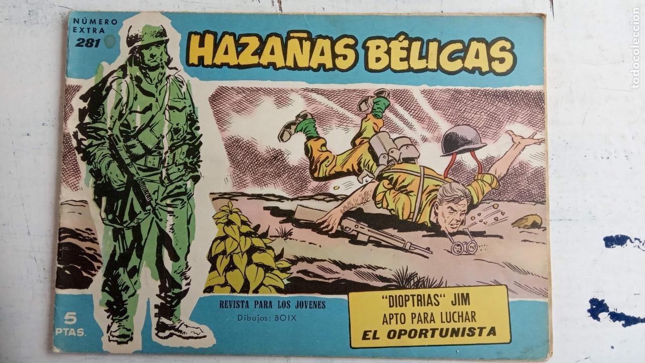 Tebeos: HAZAÑAS BÉLICAS AZUL - 135 TEBEOS EN BUEN-MUY BUEN ESTADO, VER TODAS LAS PORTADAS - Foto 122 - 198812892