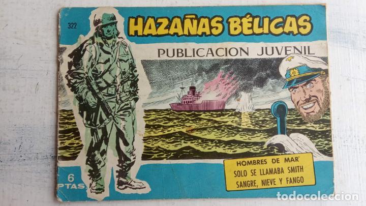 Tebeos: HAZAÑAS BÉLICAS AZUL - 135 TEBEOS EN BUEN-MUY BUEN ESTADO, VER TODAS LAS PORTADAS - Foto 123 - 198812892