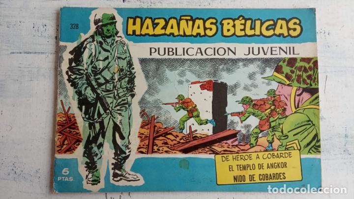Tebeos: HAZAÑAS BÉLICAS AZUL - 135 TEBEOS EN BUEN-MUY BUEN ESTADO, VER TODAS LAS PORTADAS - Foto 124 - 198812892