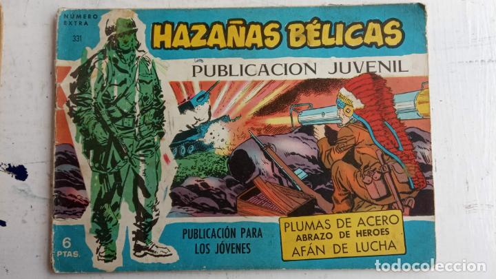 Tebeos: HAZAÑAS BÉLICAS AZUL - 135 TEBEOS EN BUEN-MUY BUEN ESTADO, VER TODAS LAS PORTADAS - Foto 125 - 198812892