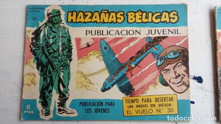 Tebeos: HAZAÑAS BÉLICAS AZUL - 135 TEBEOS EN BUEN-MUY BUEN ESTADO, VER TODAS LAS PORTADAS - Foto 126 - 198812892