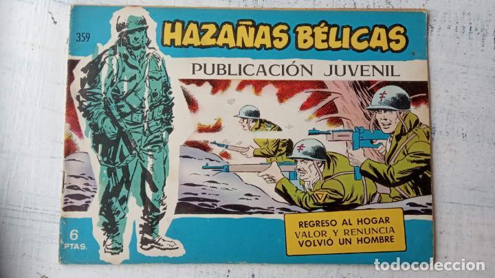 Tebeos: HAZAÑAS BÉLICAS AZUL - 135 TEBEOS EN BUEN-MUY BUEN ESTADO, VER TODAS LAS PORTADAS - Foto 127 - 198812892