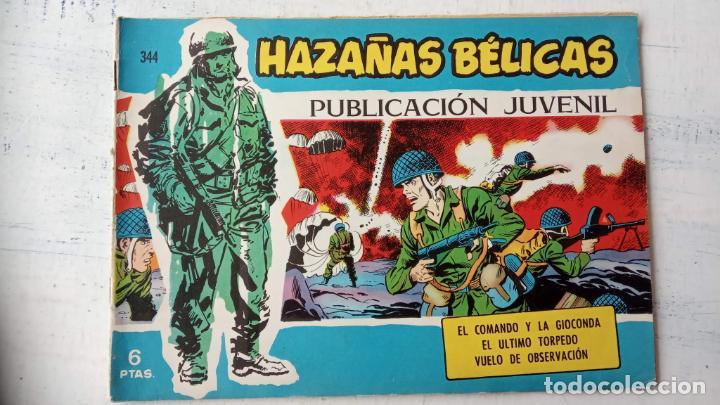 Tebeos: HAZAÑAS BÉLICAS AZUL - 135 TEBEOS EN BUEN-MUY BUEN ESTADO, VER TODAS LAS PORTADAS - Foto 128 - 198812892